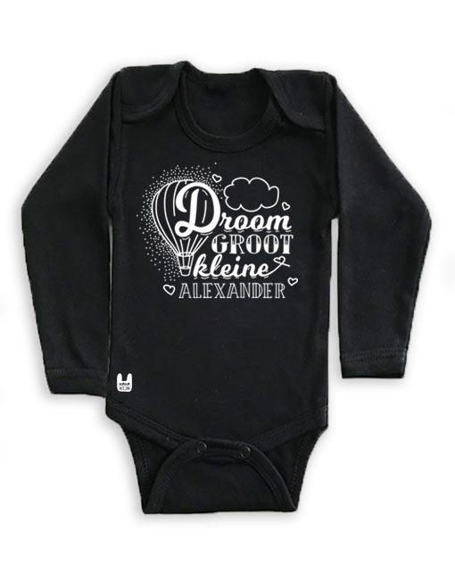 rompertje-zwart-droom-groot-kleine-baby-alexander