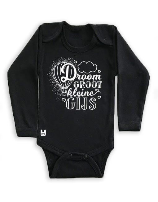 rompertje-zwart-droom-groot-kleine-baby-gijs